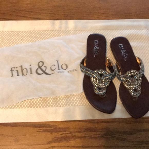 7c2452d7a32e Fibi   Clo New York Shoes - Fibi   Clo New York sandals
